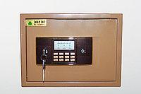 Встраиваемый сейф, бежевый, 38 см