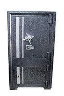 Сейф, серый, 85 см (высота)