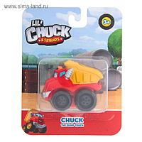 "Машина ""Chuck  and  Friends"" 5 см МИКС"
