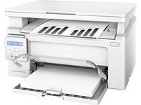 МФУ	HP  G3Q58A  HP LaserJet Pro MFP M130nw Prntr (A4), Printer/Scanner/Copier, 600 dpi, 22 ppm, 256 MB, 600 MHz, 150 pages tray, USB+Ethernet+WiFi, Du