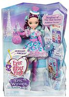 Кукла из серии Ever After High Epic Winter Madeline Hatter (Заколдованная зима Мэдлин Хэттер)