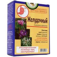 Чай(Сбор) №18 Желудочный, при гастритах, язве желудка 40г (20ф/п*2,0)