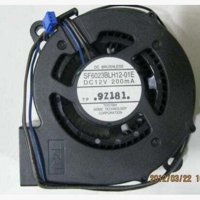 Кулеры для проекторов Sanyo SF6023BRH12-01E и SF6023BRH12-02E