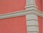 Фасадный декор Средний пояс
