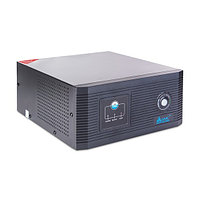 Инвертор, SVC, DIL-600, Мощность 600ВА/360Вт, Вход 12В и/или 220В, Выход 220В, (Чистая синусоида на выходе), Ф