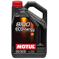 Моторное масло MOTUL 8100 Eco-nergy 0W-30 5л