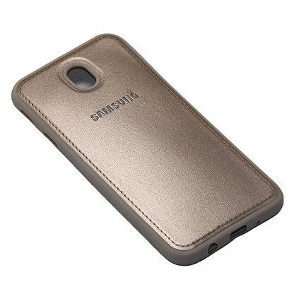 Чехол Original Кожаный Samsung J3 2017, фото 2