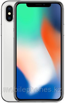 Смартфон IPhone X 256GB Silver