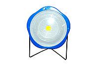 Фонарь для кемпинга с солнечной зарядкой, круглый