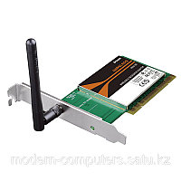 Сетевая карта D-Link DWA-525/A2B Wireless 150, до 150Мбит/с. DESKTOP Wireless NWireless N 150 PCI Adapter (802.11n)