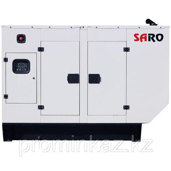 Дизельный генератор в тихом кожухе SARO SR110, 80 квт