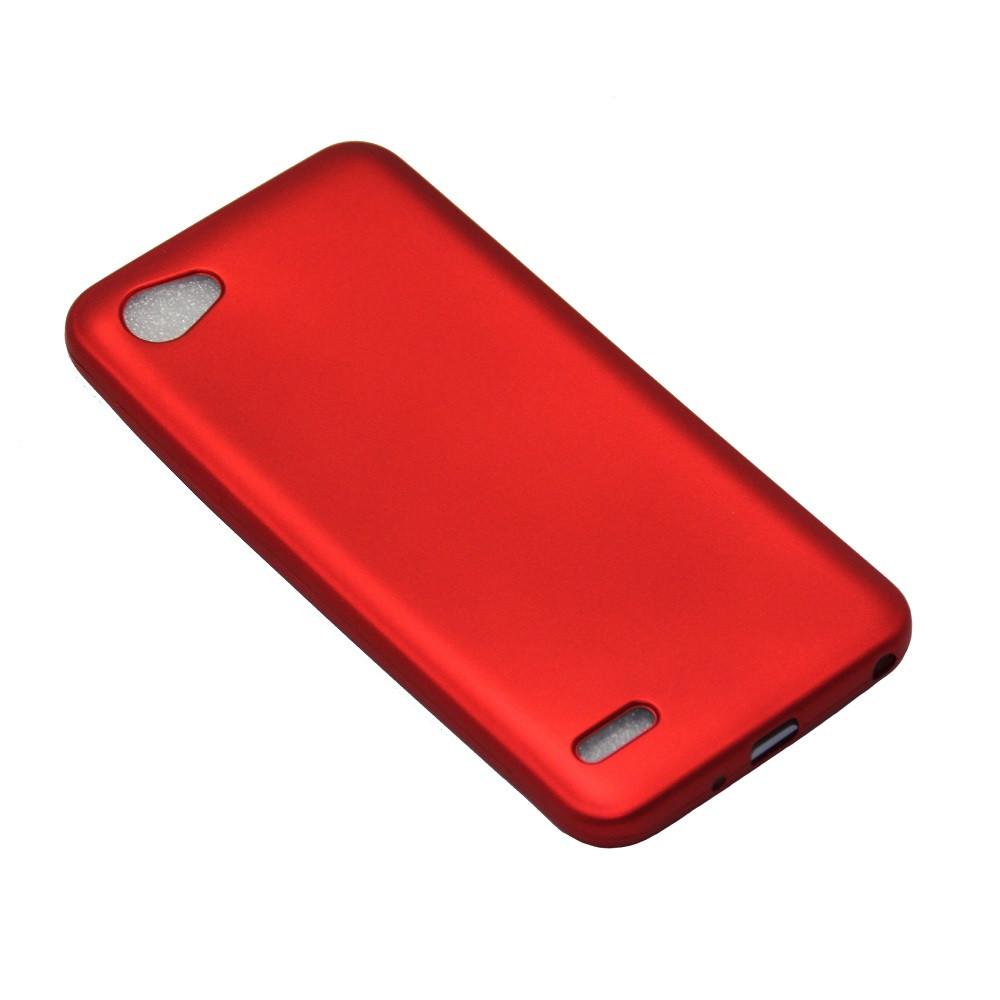 Чехол Плотный Матовый Samsung S8 Plus