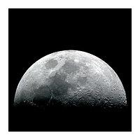 Постер Коппарфэлл, Лунный ландшафт