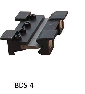 Насадка листогиб  BDS-4 на тиски 100 мм