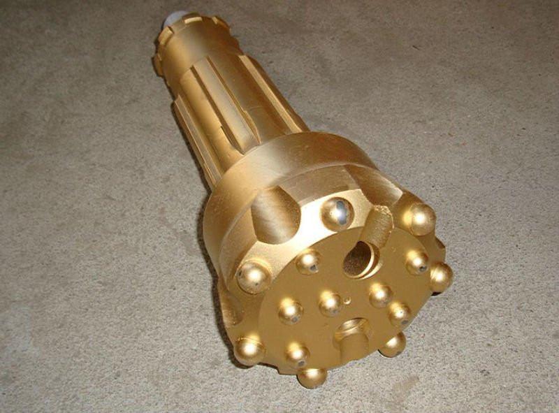 KQ90-(90-130) Буровая коронка DTH низкого давления  KQ90-130mm (Kaishan)