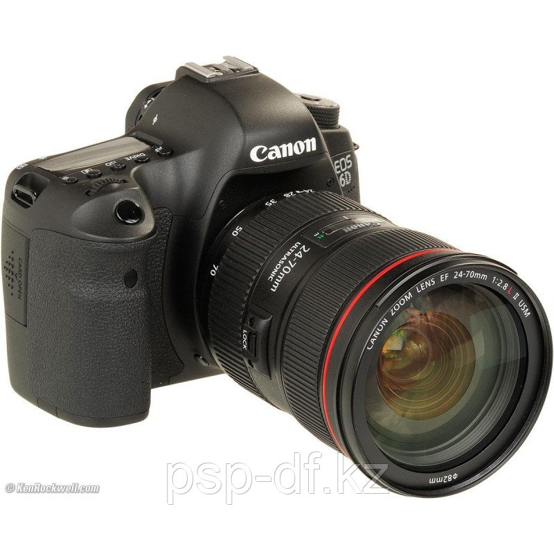 Canon EOS 6D kit 24-70mm f/4.0L IS USM