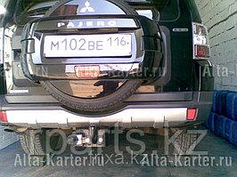 Фаркоп Mitsubishi Pajero IV 2007-2014
