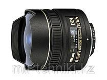 Объектив Nikon Nikkor AF DX Fisheye 10,5mm 2,8 G ED