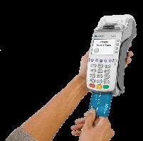 POS-ТЕРМИНАЛ VERIFONE VХ520 GSM (Ethernet, Dial-up, GPRS, с поддержкой бесконтактных карт) С ДОСТАВКОЙ