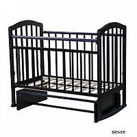 Детская кроватка Антел Алита-3 Маятник (венге)
