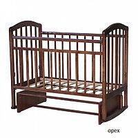 Детская кроватка Антел Алита-3 Маятник