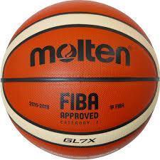 Баскетбольный мяч Molten GL7Х