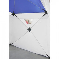 """Палатка """"Призма Стандарт"""" 200, 1-слойная, цвет бело-синий, фото 2"""