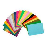 Украшение из бумаги МОЛА набор разные цвета ИКЕА, IKEA