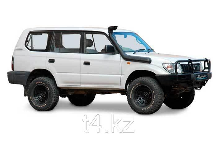 Toyota Prado 90 и 95 серии. Бензин 3.4 шноркель- T4