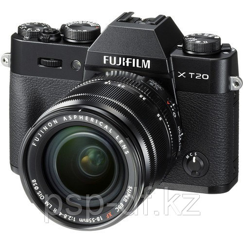 Fujifilm X-T20 kit 18-55mm + XF 27mm f/2.8 Black