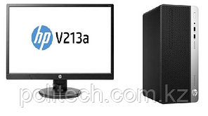 Компьютер Europe ProDesk 400 G4 /MT /Intel  Core i3  7100  3,9 GHz/4 Gb /1000 Gb/DVD+/-RW /Graphics  HD 630
