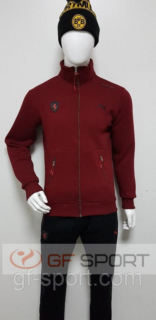 Спортивный костюм Puma(бордовый)