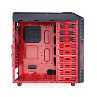 Кейс Aerocool Xpredator X1 Devil Red Edition, ATX/Micro ATX, USB2*3.0