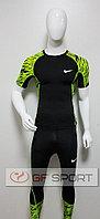 Рашгард комплект (футболка,штаны) Nike
