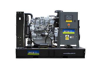 Двигатель AKSA A4CRX47 установлен на дизельных генераторах AKSA APD50A, фото 2