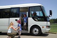 Аренда автобуса Mitsubishi Fuso Rosa 4WD