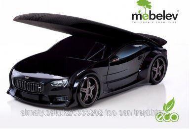 3D кровать-машина NEO БМВ для детей до 12 лет.