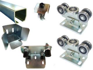 Комплект консольного механизма  для откатных ворот массой до 800 кг., ширина проема до 5 м. (Италия)