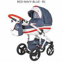 Детская универсальная коляска Adamex Vicco 2в1 (R1), фото 1