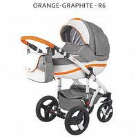 Детская универсальная коляска Adamex Vicco 2в1 (R6), фото 1