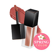 Color Lip Stain Color Lip Stain (Matte Fluid) (BR01/Toffee Nut)