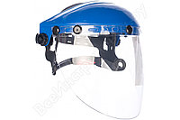 Защитный лицевой щиток СИБИН с экраном из поликарбоната 11089