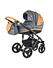 Детская универсальная коляска Adamex Vicco 3в1 (A22)