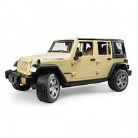Внедорожник Bruder Jeep Wrangler Unlimited Rubicon