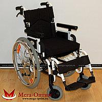 Инвалидное кресло-коляска алюминиевая