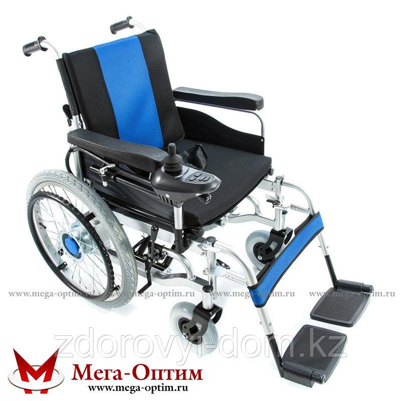 Кресло-коляска инвалидная с электроприводом