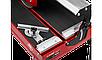 "Электроплиткорез ЗУБР ""МАСТЕР"", длина реза 620 мм, диск 200 мм, глубина реза 90°-35мм/45°-25мм, стол 690х385 мм, 800Вт, фото 4"