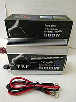 Инвертор TBE 500W (чистый синус)