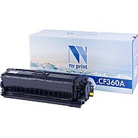 Картридж HP CF360A для M552/M553/M577 Black  (NV Print)