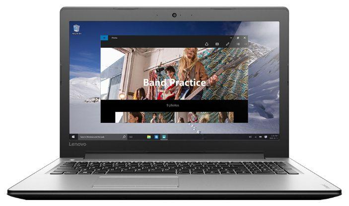 "Ноутбук Lenovo IdeaPad 110 15.6"" Core i7 4Gb 1Tb AMD R5 Win 10"